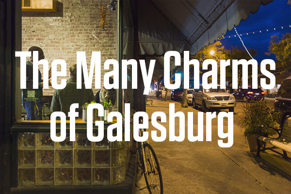 Knox Made - The Many Charms of Galesburg (on film!)