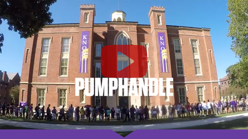 Pumphandle 2017 at Knox College