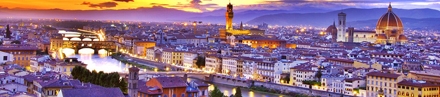 Florence: The City Experience with Professor Emeritus Robert Hellenga