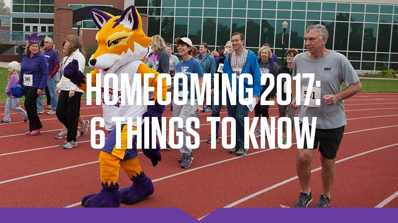 Homecoming 2017: 6 Things to Know