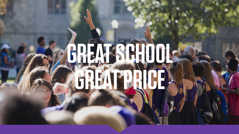 According to the 2018 U.S. News and World Report ranking, Knox College is in the top 25 for educational value.