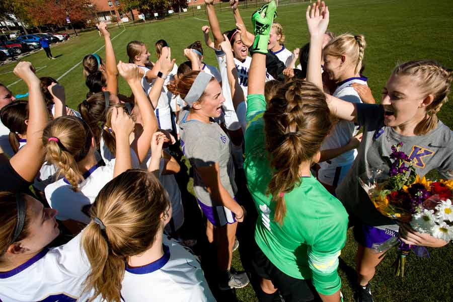 Women's Soccer Team Heads to Opening Round of NCAA Tournament