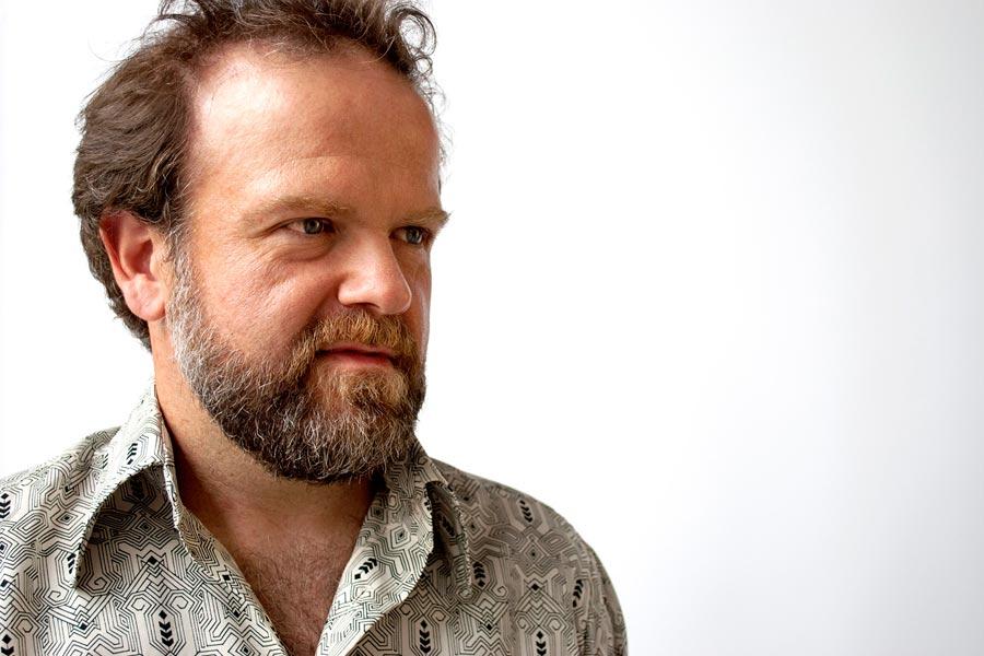 Alumnus and award-winning writer Ander Monson '97 received a 2017 Guggenheim Fellowship