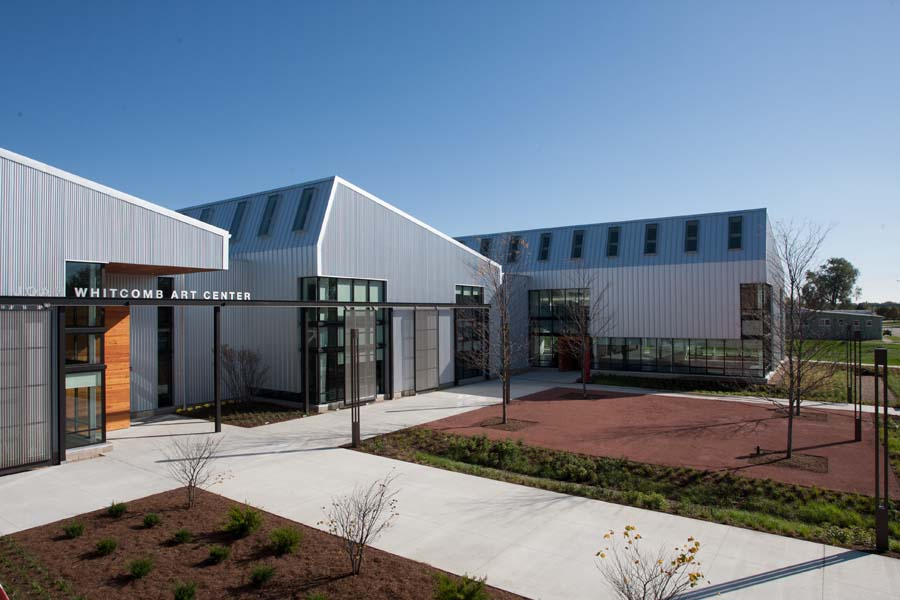 Knox College Whitcomb Art Center