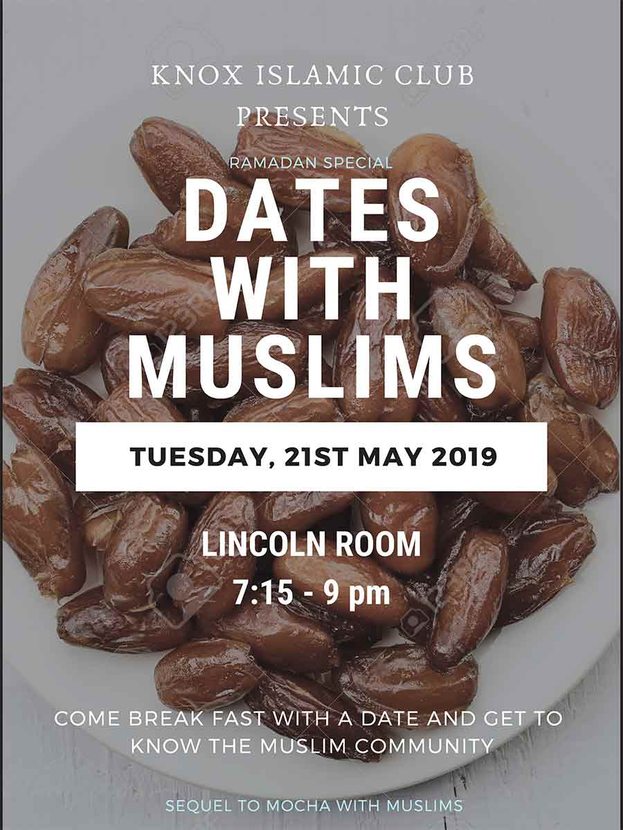 Dates with Muslims