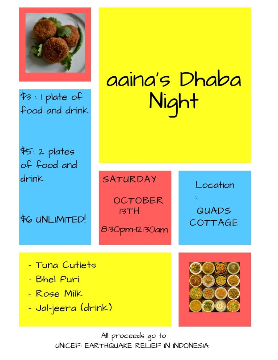 Dhaba Night