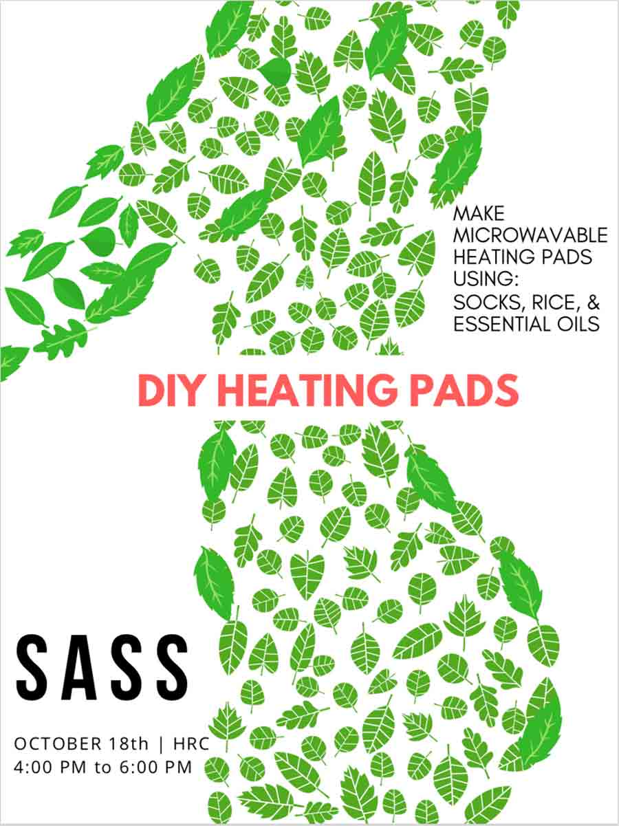 DIY Heating Pads