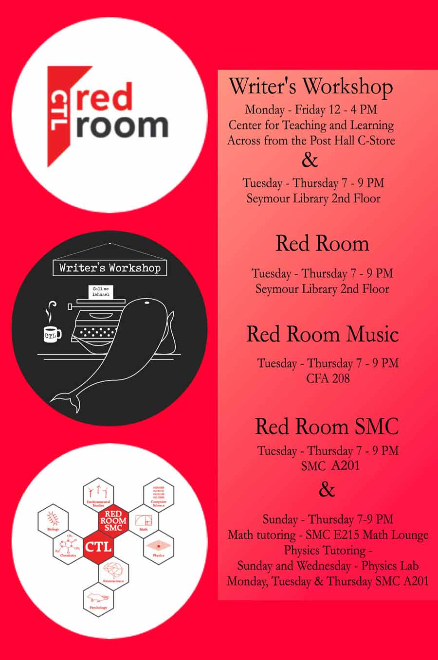 Red Room Tutoring