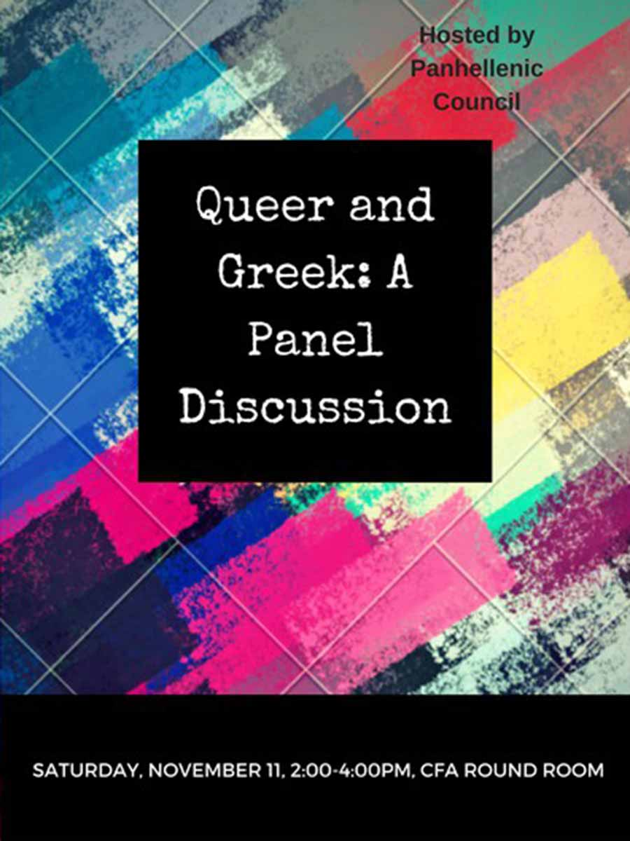 Queer and Greek