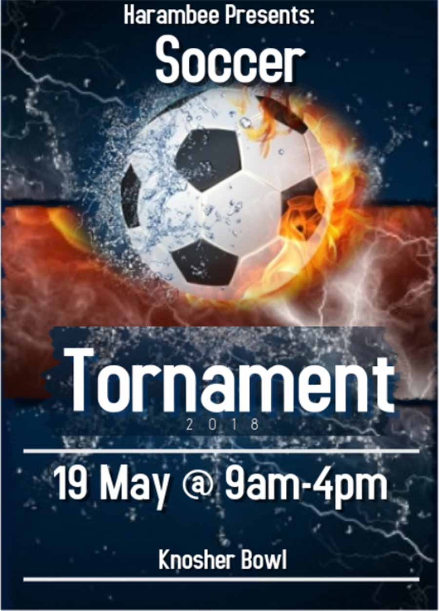 Harambee Soccer Tournament
