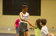 REACH Fellows Teach at College for Kids