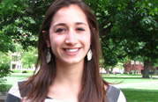 First-Year Student Selected for Kemper Scholar Program