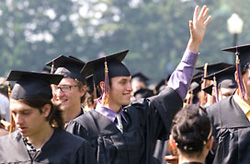 47: The number of students persuing graduate degrees next fall from the Knox Class of 2011