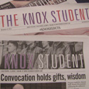 The Knox Student Newspaper Wins Top Honors