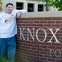 Senior's Research Project Explores Local Knox Connections