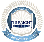 Knox is a top producer of Fulbright Fellows