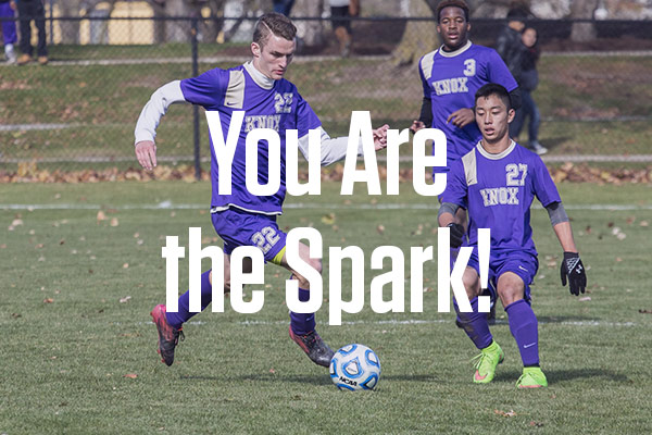 Knox Made - You Are the Spark!