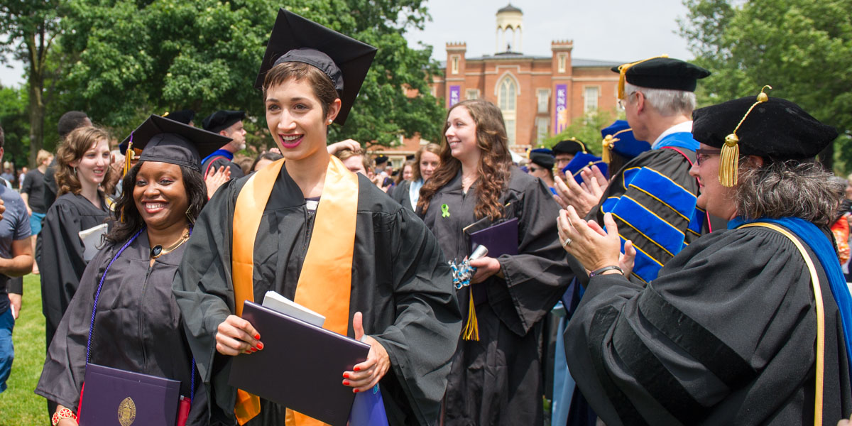 Parent and Family Information - Commencement 2019 - Knox College