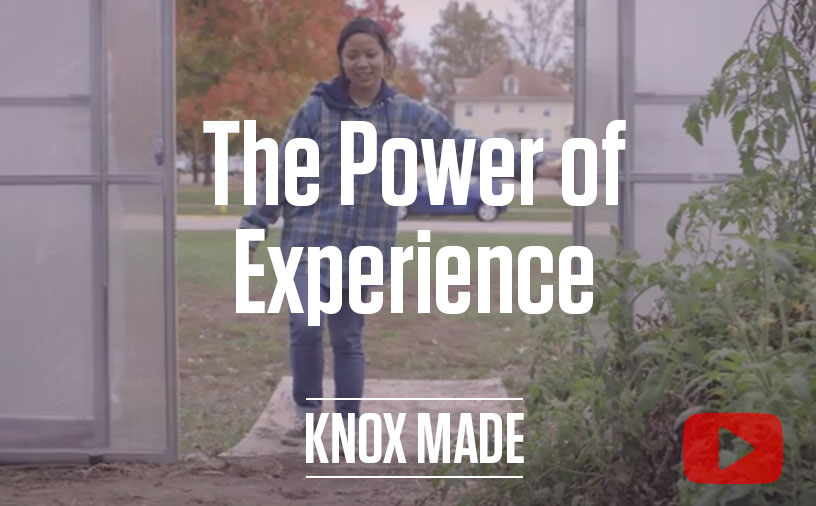 The Power of Experience - Knox Made - a series of short films about the human-powered Knox experience