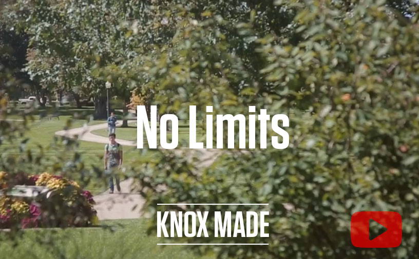 Majors and more - Knox Made - a series of short films about the human-powered Knox experience