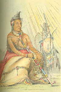From George Catlin's North American Indians
