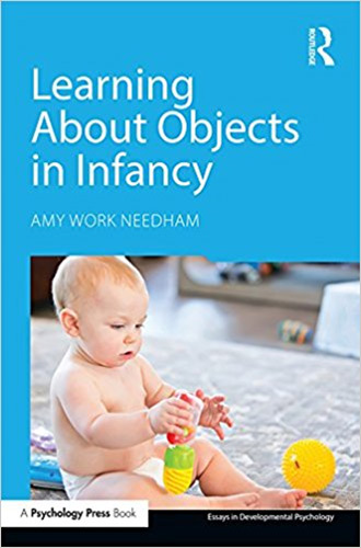Book Cover - Book cover: Learning About Objects in Infancy