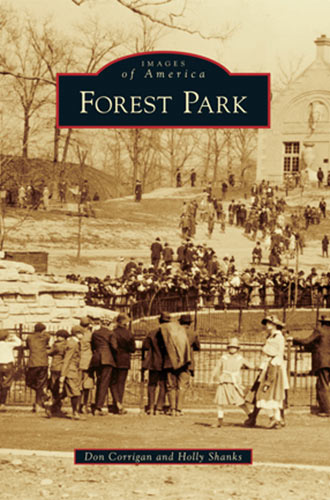 Book Cover - Book cover - Forest Park: Images of America