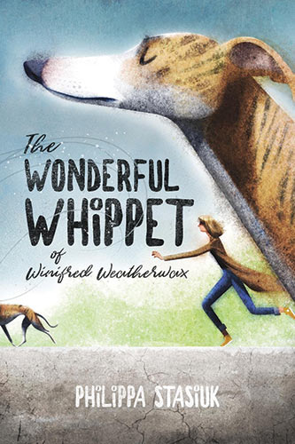 Book Cover - The Wonderful Whippet of Winifred Weatherwax