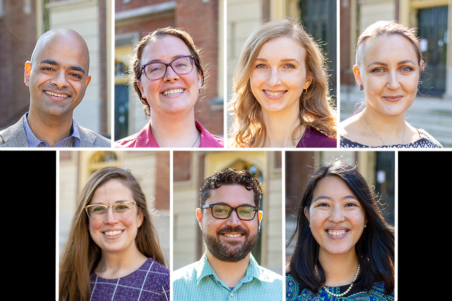 20-21 New Faculty Members