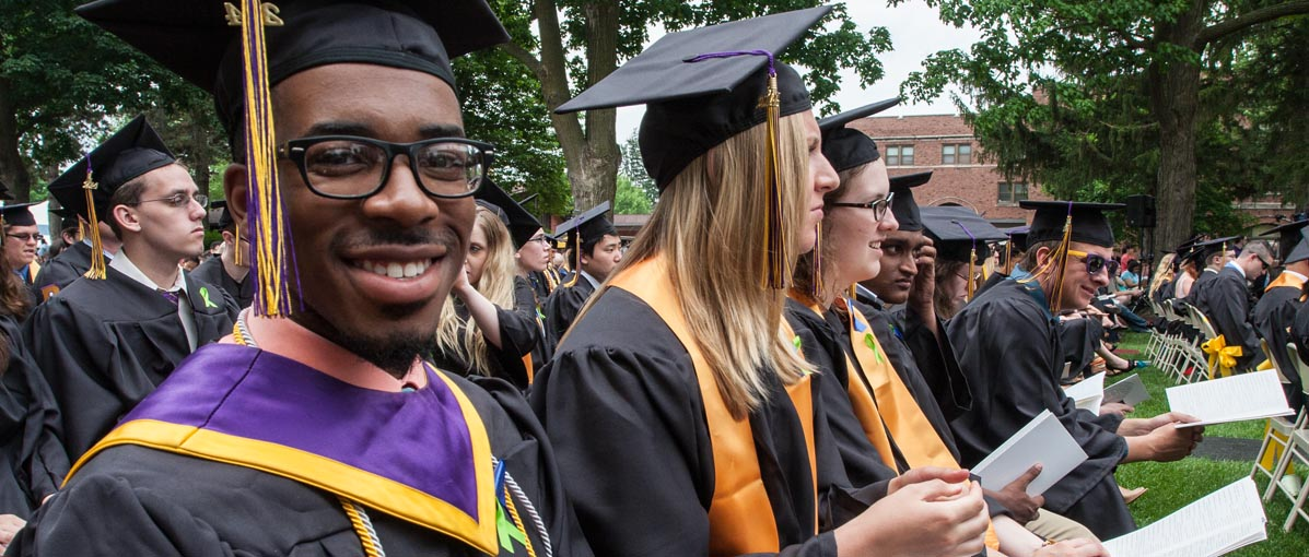 Student Information - Commencement 2019 - Knox College