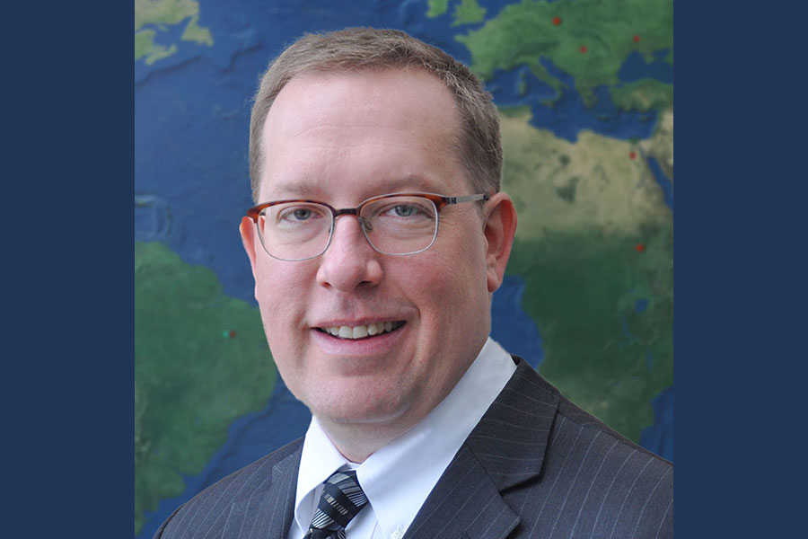 Jason Czyz is Executive Vice President and Chief Financial Officer of the Institute for International Education.
