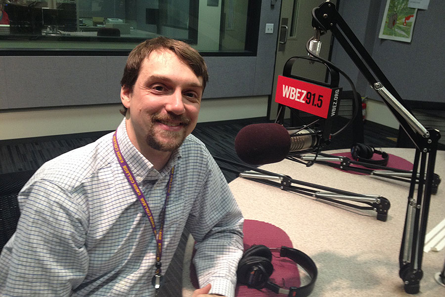 Alex Keefe is a producer and reporter at Vermont Public Radio
