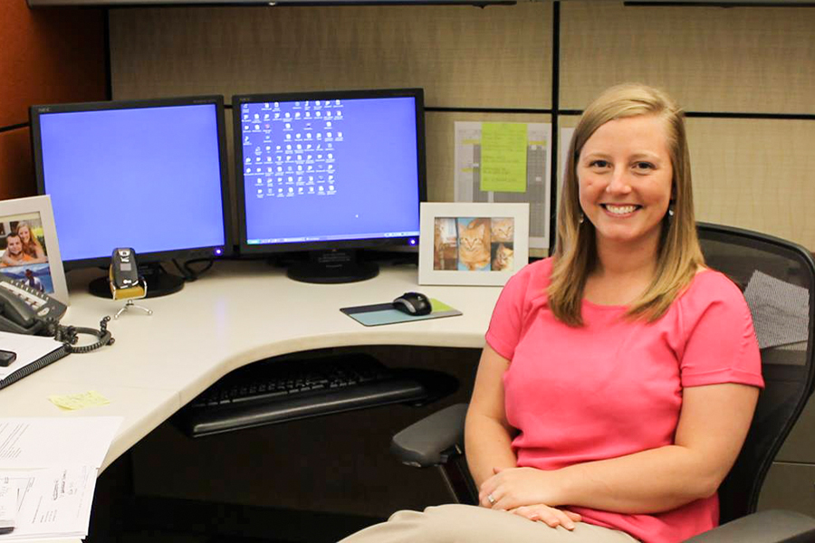 Amanda Archer is a public relations and events specialist at HNI.