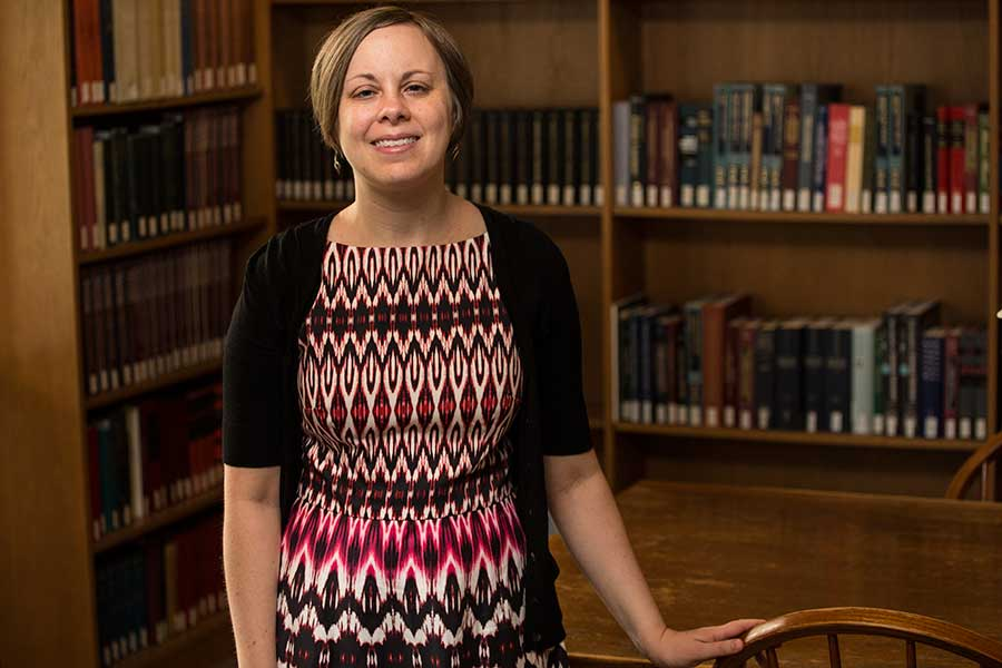 Joan Campbell Huguet, assistant professor of music
