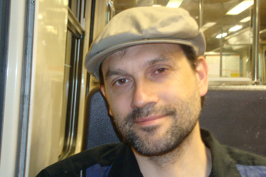 Antonio Prado, Associate Professor of Modern Languages and Literatures (Spanish)