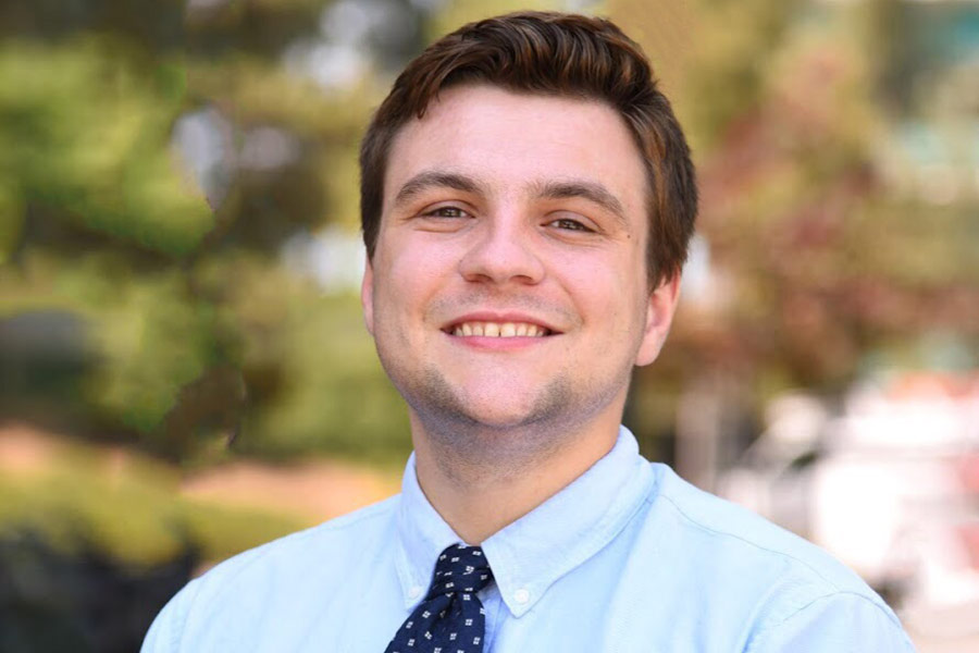 Jack Dechow '19 is pursuing a Ph.D. in Earth Science at Ohio State University.