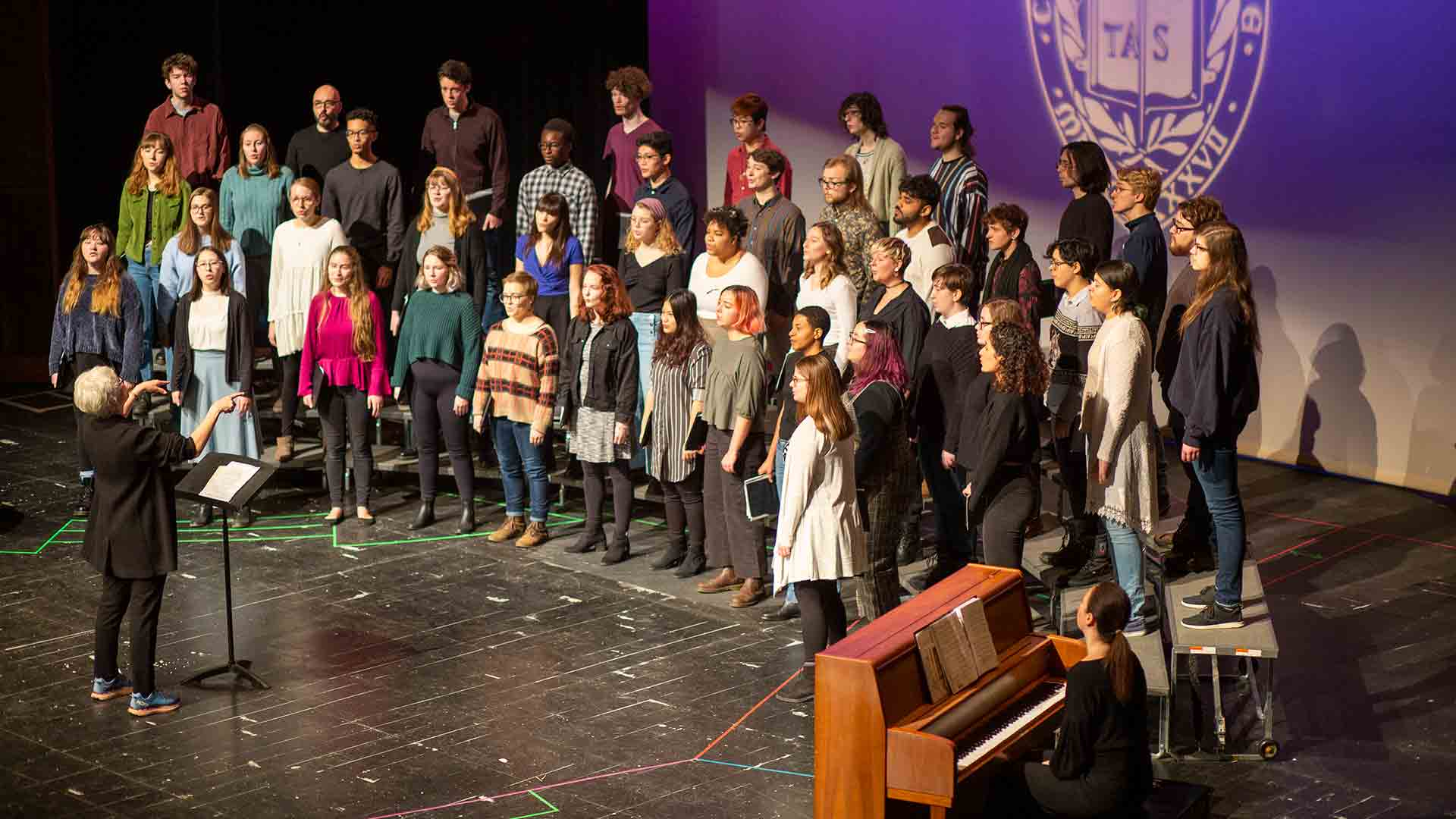 Image for KCC Performs Freedom Song at MLK Jr. Convocation