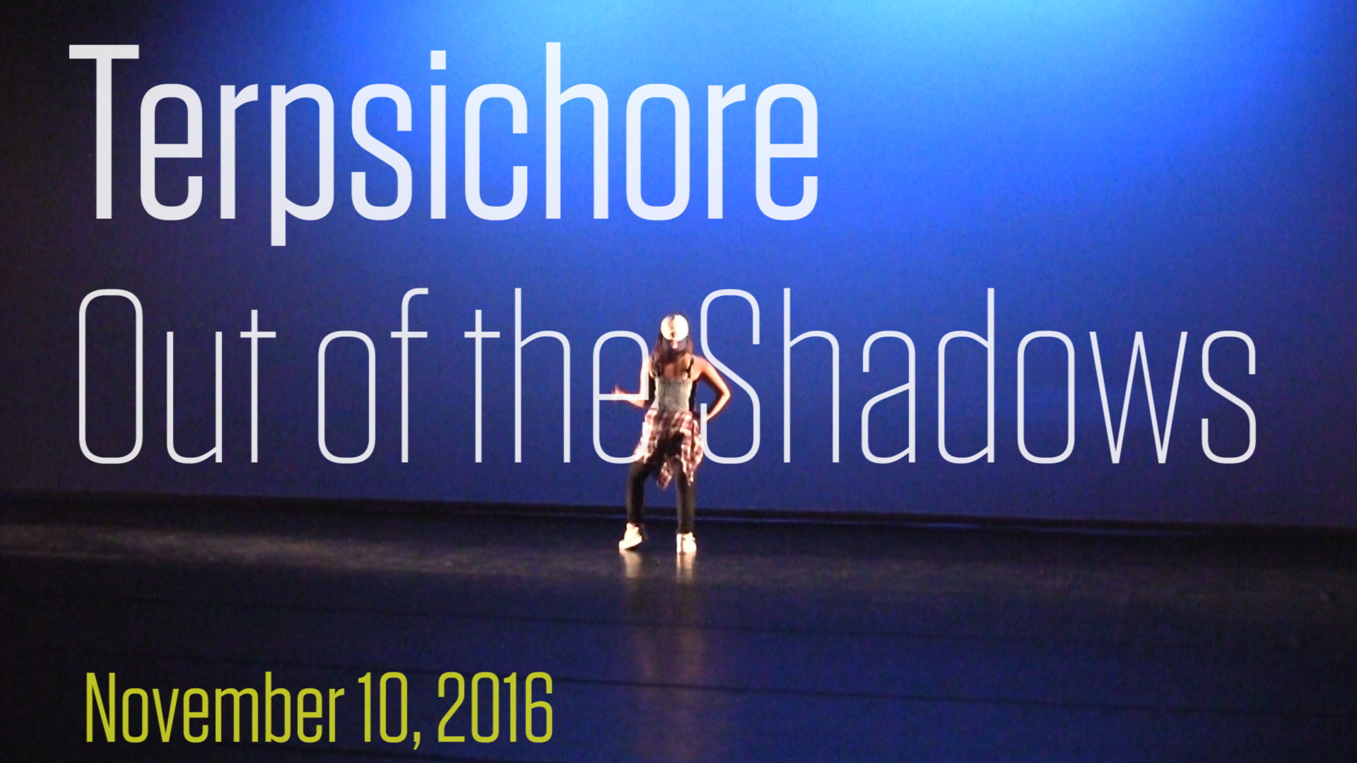 Knox College Terpsichore Dance Collective Fall Performance