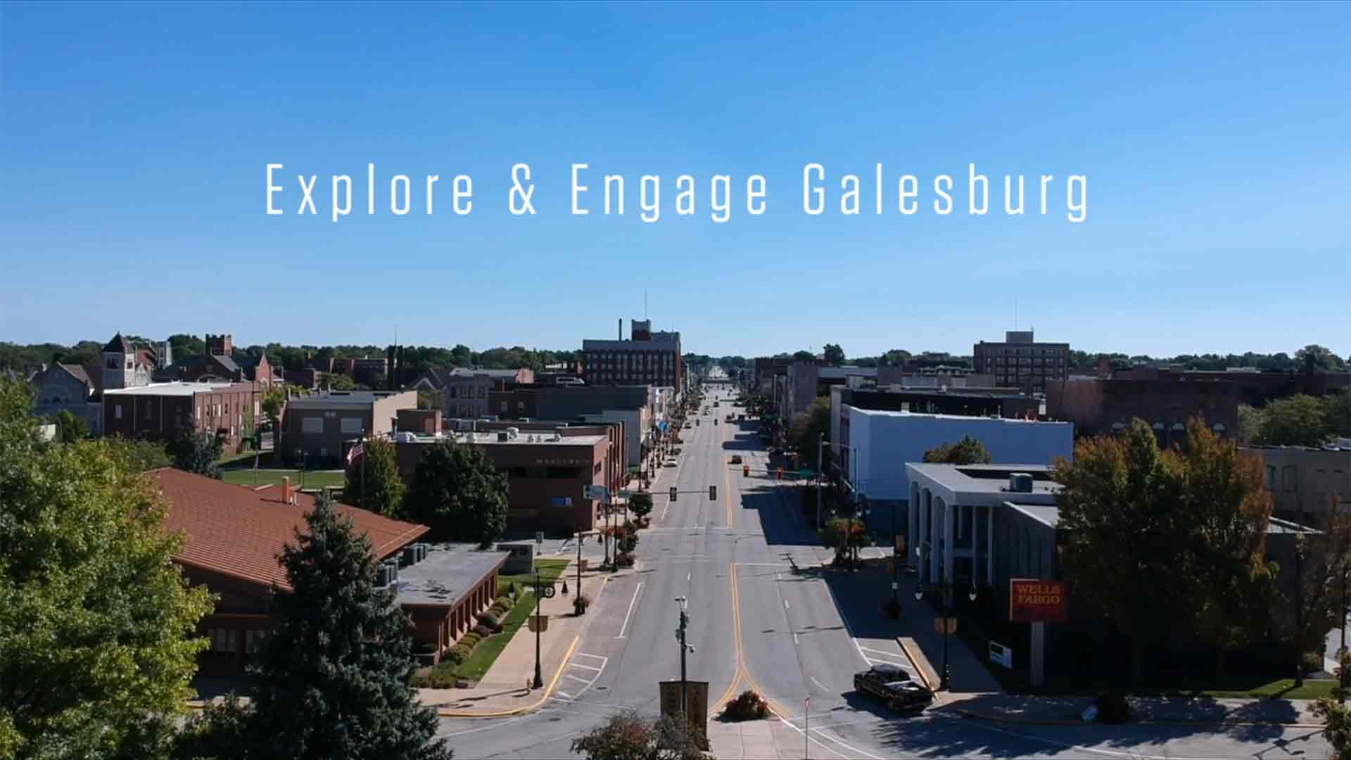 Explore and Engage Galesburg