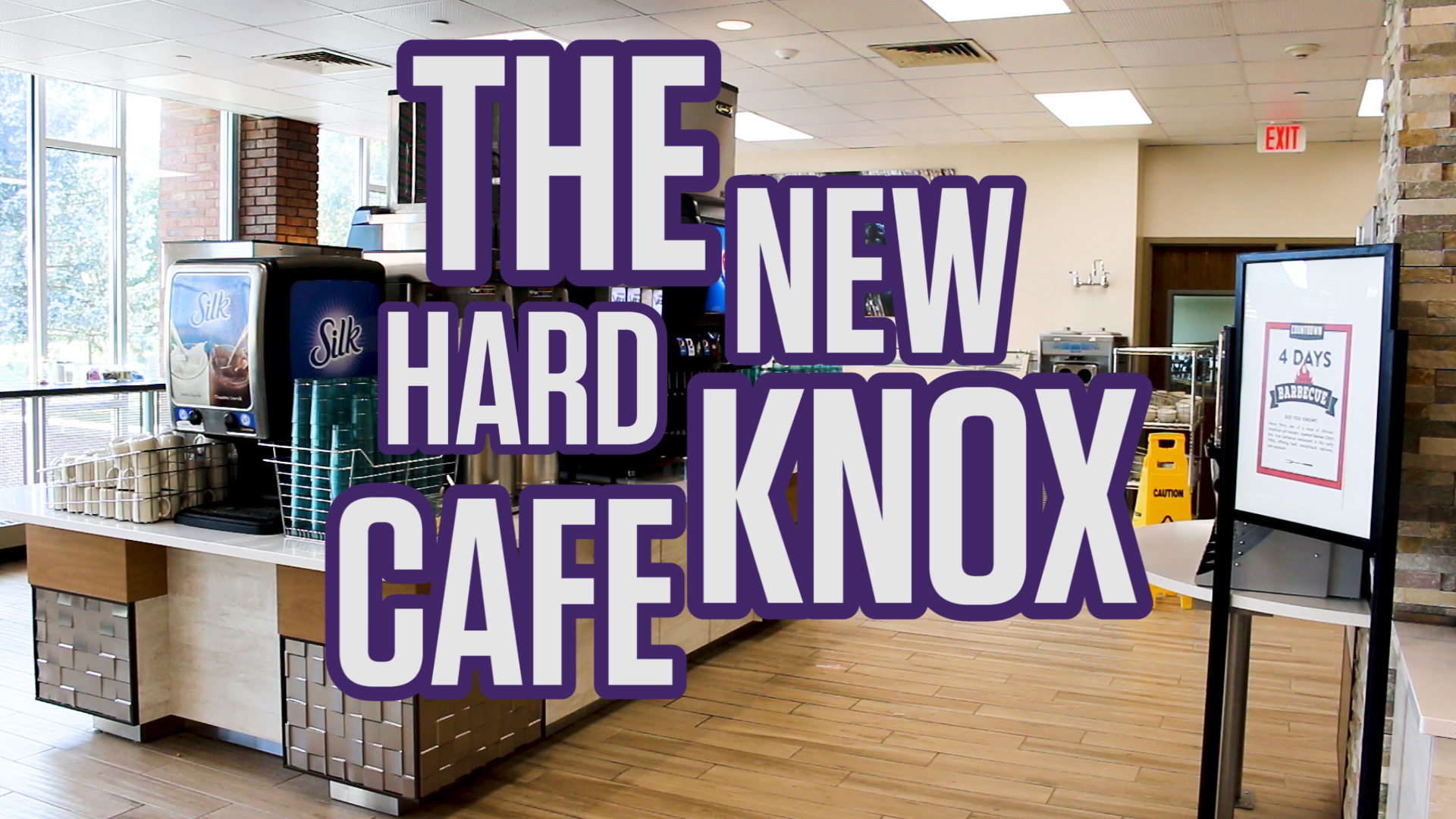 The New Hard Knox Cafe