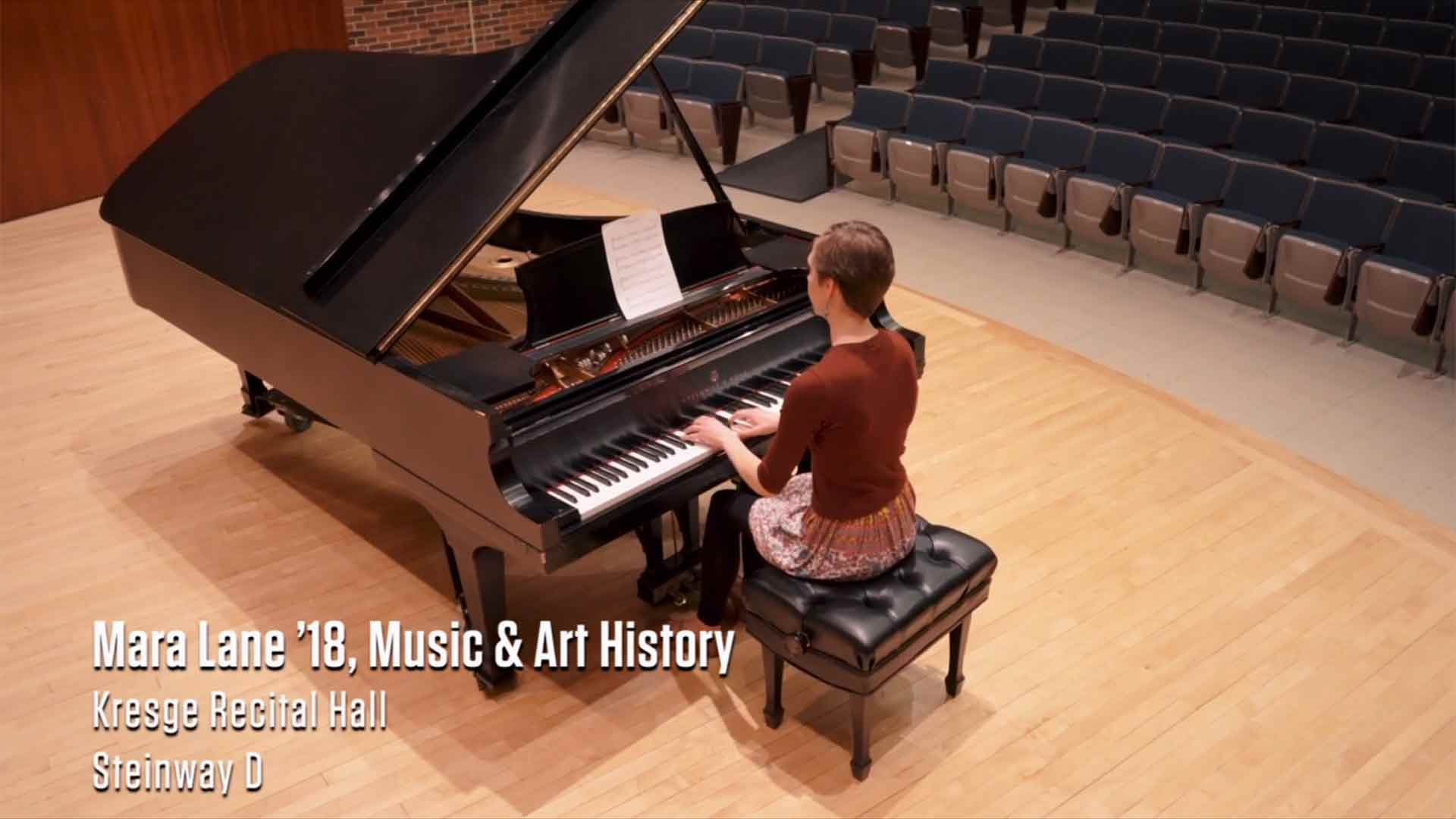 The Pianos of Knox College