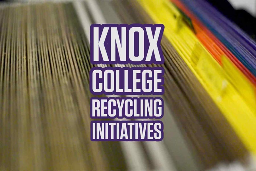 Knox College Recycling Initiatives