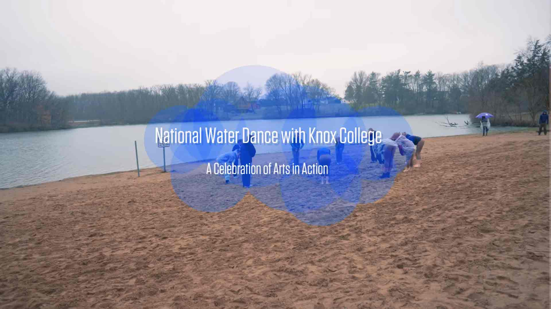 National Water Dance with Knox College