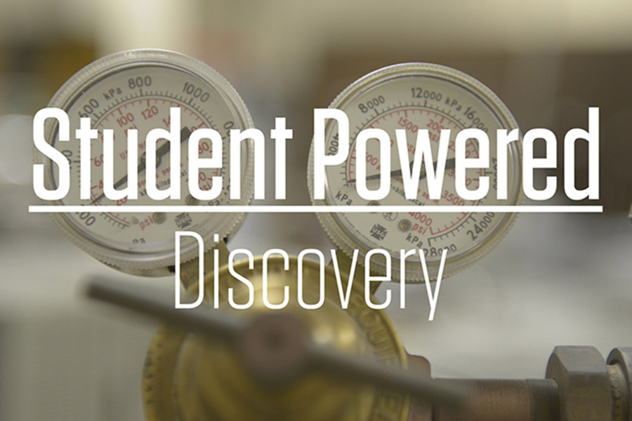 Student Powered Discovery
