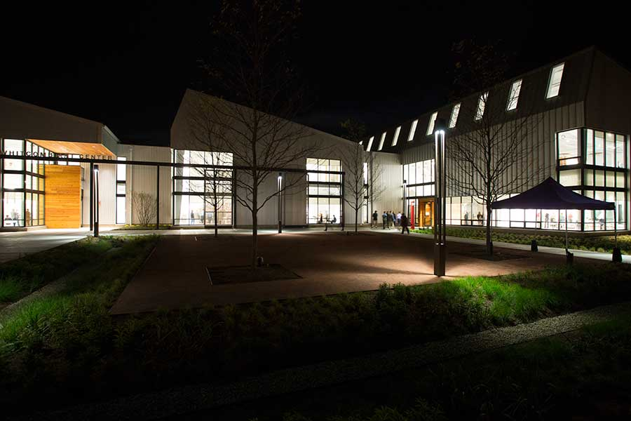 The Whitcomb Art Center