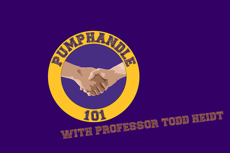 Pumphandle 101 with Professor Todd Heidt