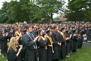 Knox College Commencement 2007