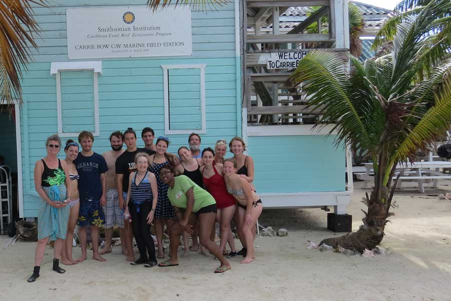 Exploring Marine Biology in Belize