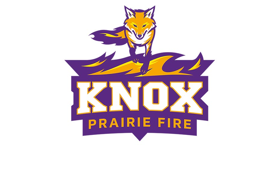 Knox Unveils First Official Mascot The Prairie Fire Fox Knox College