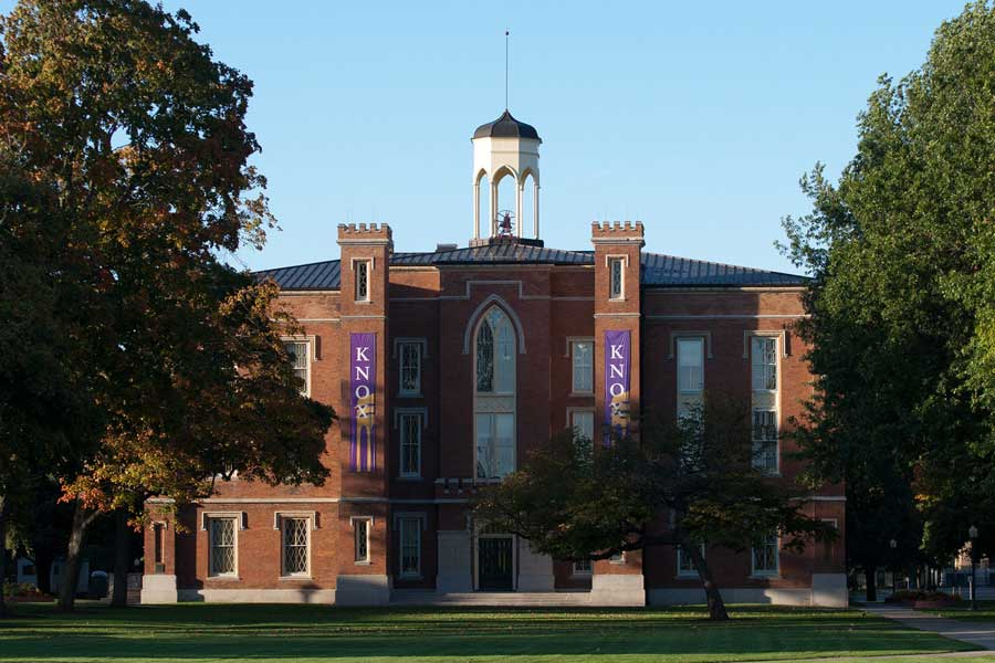 Knox College Elects Five New Trustees